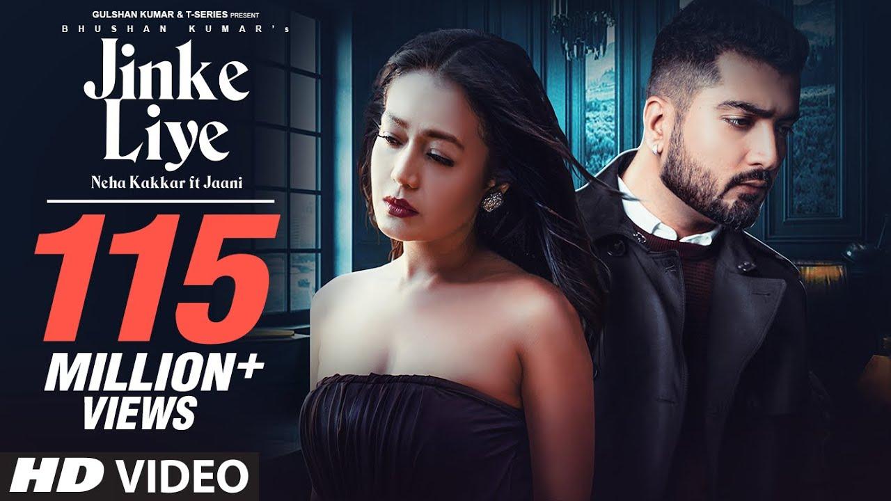 Jinke Liye Hum Rote Hain (Neha Kakkar) Lyrics