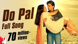 Do Pal (Veer Zaara) – Sonu Nigam & Lata Mangeshkar) Lyrics