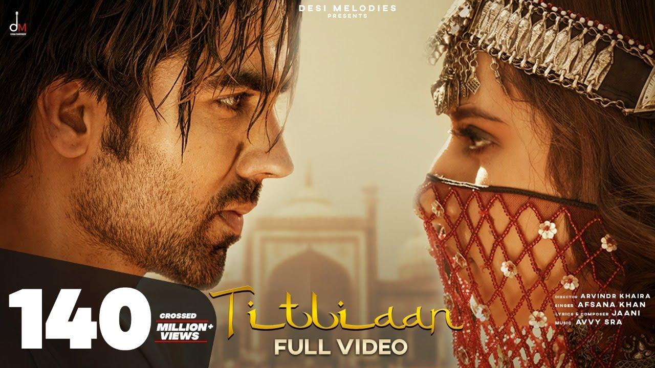 Titliaan – O Pata Nahi Ji Kaun Sa Nasha Karta Hai (Afsana Khan) Lyrics