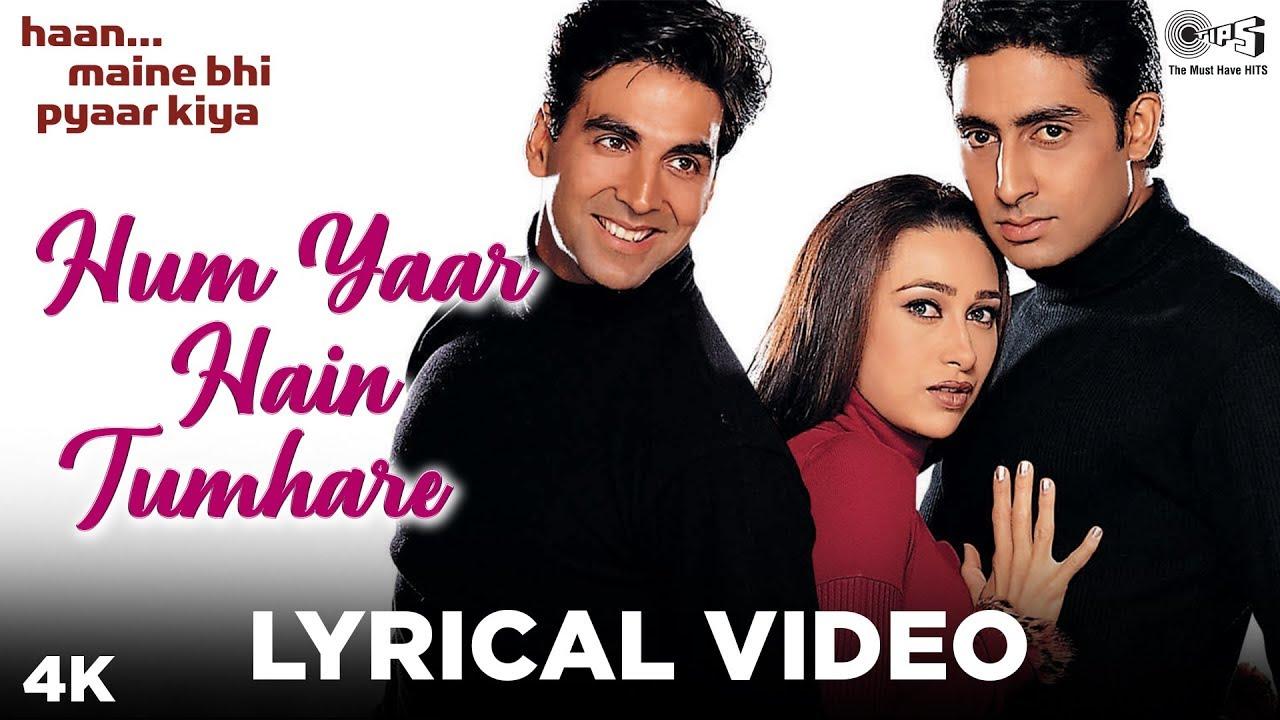 Hum Yaar Hain Tumhare (Udit Narayan & Alka Yagnik) Lyrics