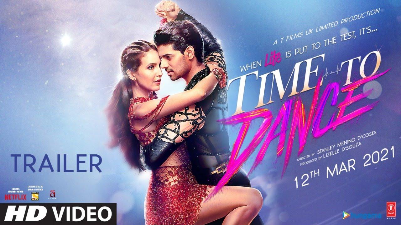 Time To Dance (Sooraj Pancholi) Official Trailer