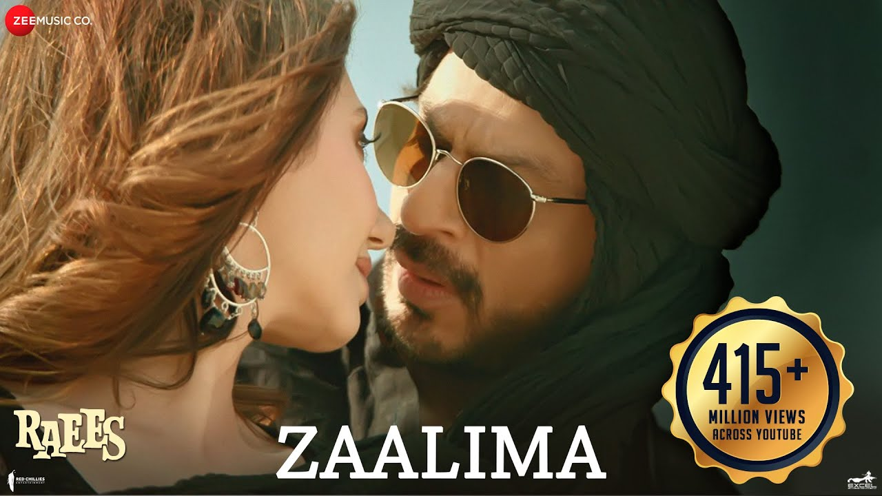 Zaalima – ओ जालिमा (Arijit Singh) Lyrics