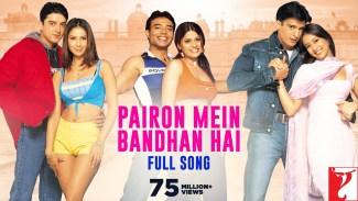 Pairon Mein Bandhan Hai (Udbhav) Lyrics