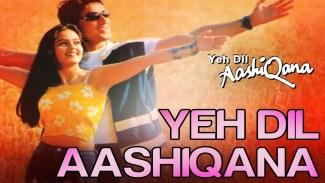 Yeh Dil Aashiqana (Kumar Sanu) Lyrics