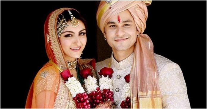 सोहा अली खान और कुणाल खेमू ने पांचवीं सालगिरह मनाई मनमोहक शादी का वीडियो - सोहा और कुणाल की शादी का वीडियो: सोहा और कुणाल ने मेहंदी से शादी तक का अपना सफर साझा किया