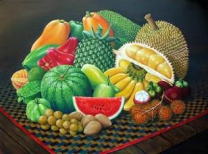 all Fruits Name in Hindi and English