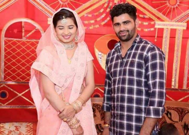 Pardeep Narwal Wife Photo