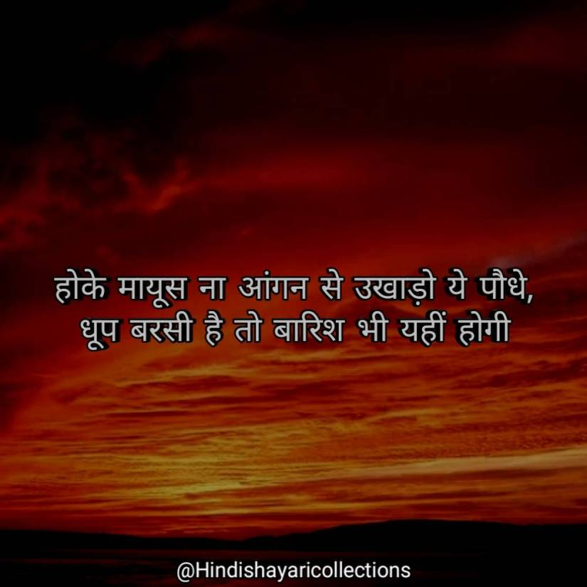 Motivational Shayari in Hindi 17