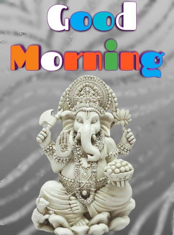 good morning ganesh photo3