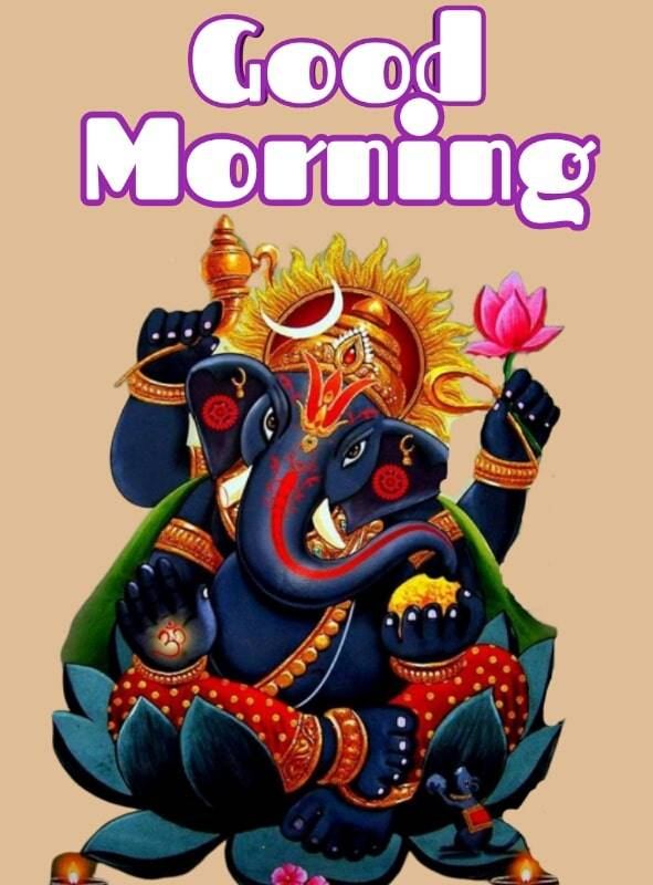 good morning ganesh photo31