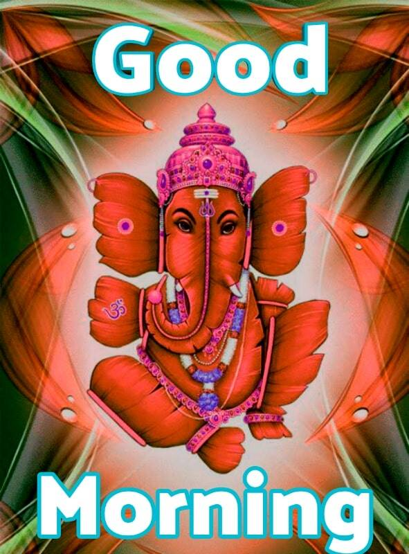 good morning ganesh photo32