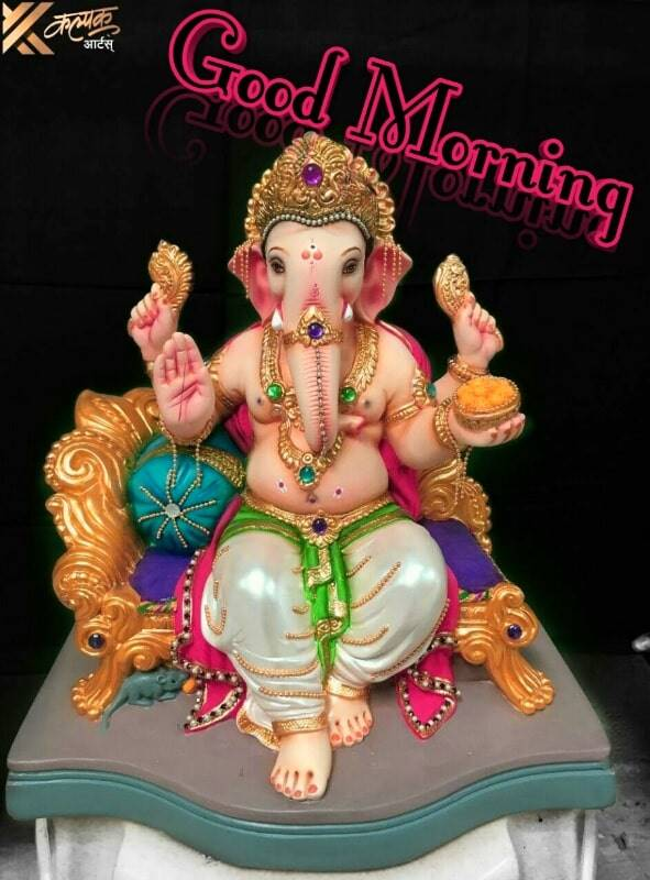 good morning ganesh photo46