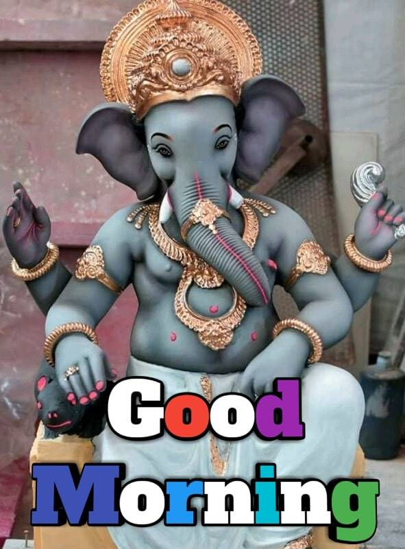 good morning ganesh photo49