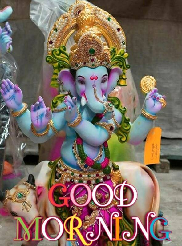 good morning lord ganesha images 60 min