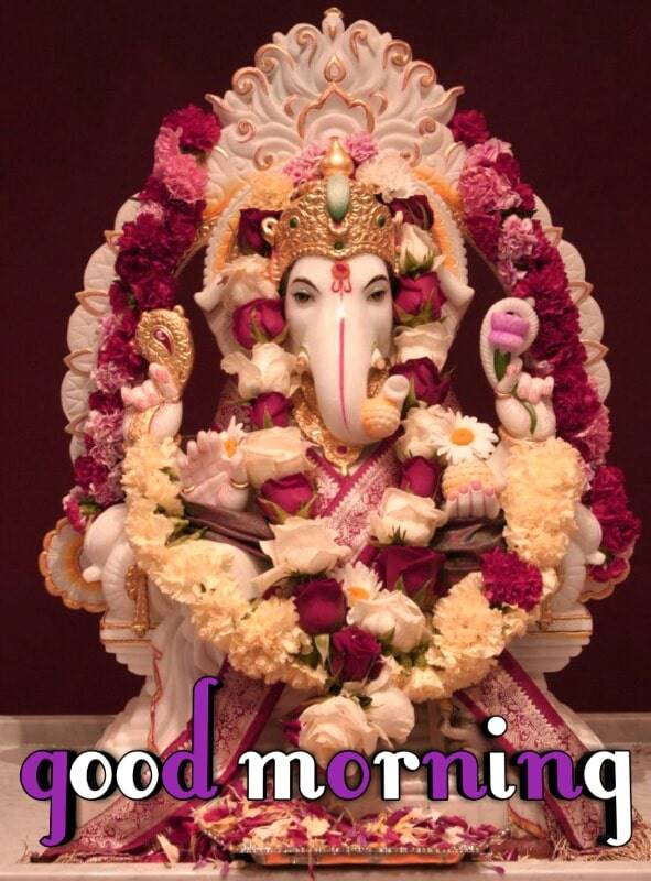 good morning lord ganesha images 61 min