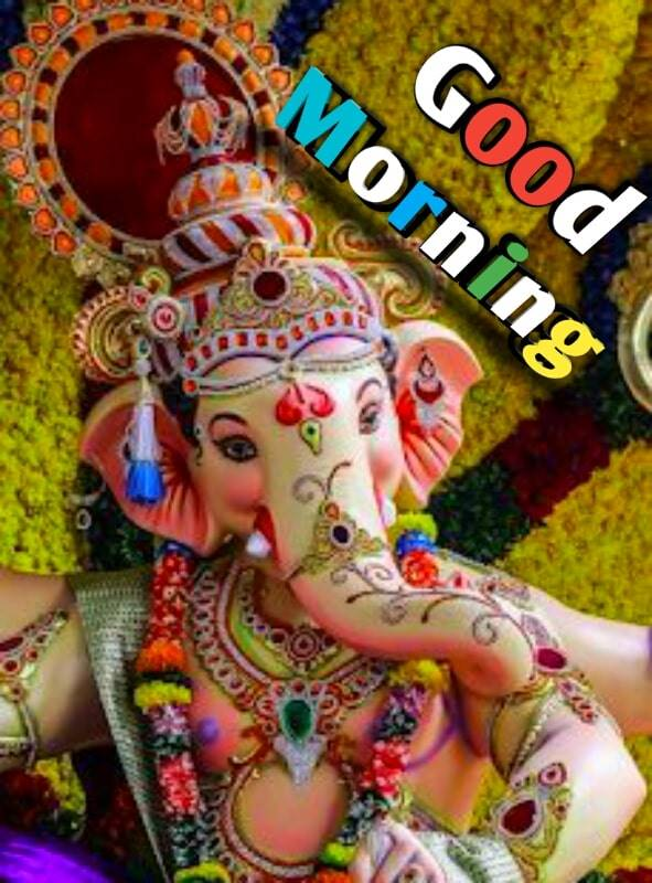 good morning lord ganesha images 92 min