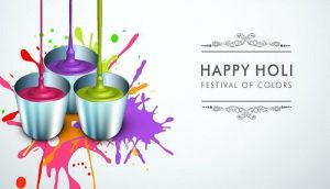 HD Wallpaper of Holi