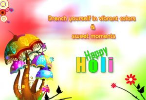 Happy Holi Sweet Pics