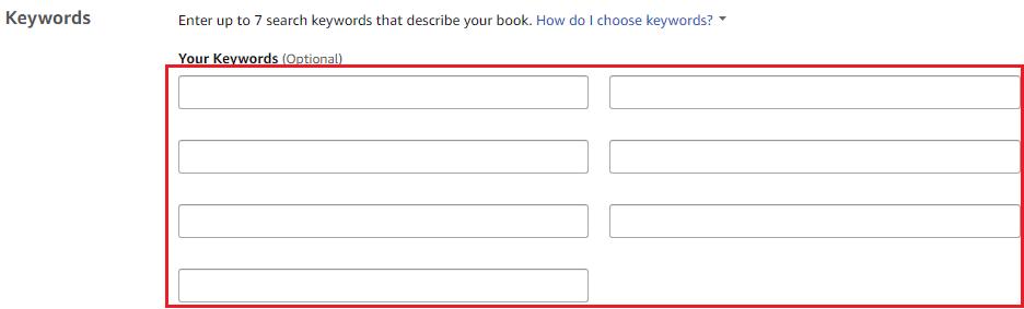 Amazon eBook Publish12
