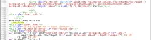paste author code here