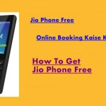 How To Get Jio Phone Free