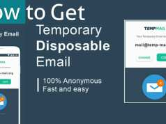 how to get temporary email address in hindi