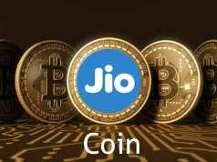 Jio langhed own Cryptocurrency jio coin