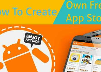 How to create own free app store in hindi