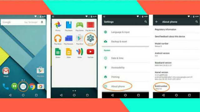 How to enable Android Developers Mode in Hindi