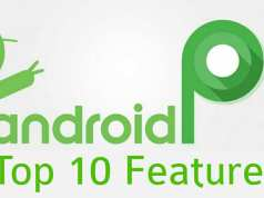 Android p top 10 Features