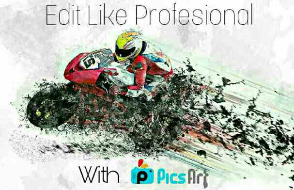 Photo editing Apps on Google PlayStore