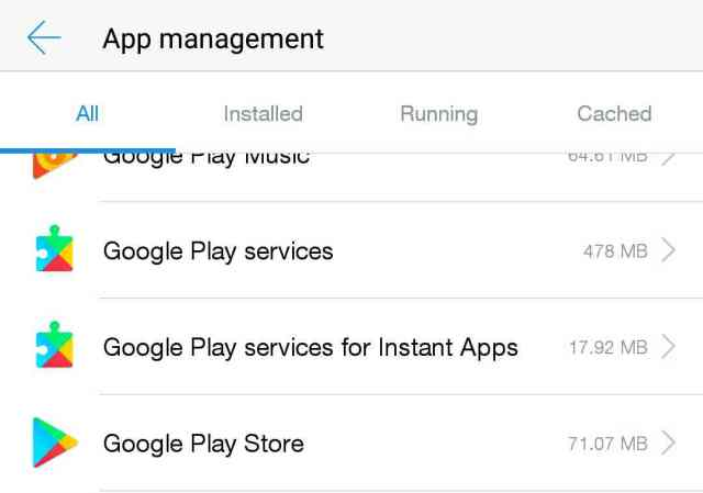 How to fix playstore downloading error with simple steps