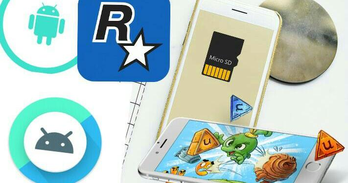 How to move Apps and games internal to on sdcard