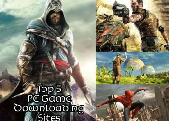 Top 5 PC Games Downloading Sites
