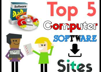 Top 5 FreeComputer Software Downloading Sites