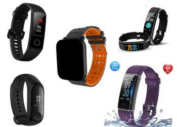 Top 10 Best Fitness Band Smart Watches 2019