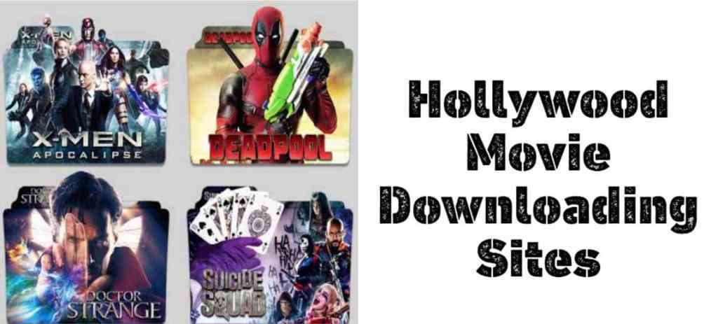 Hollywood Popular Movie Downloading Sites 2020