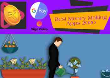 5 Best Online Money Making Apps 2020