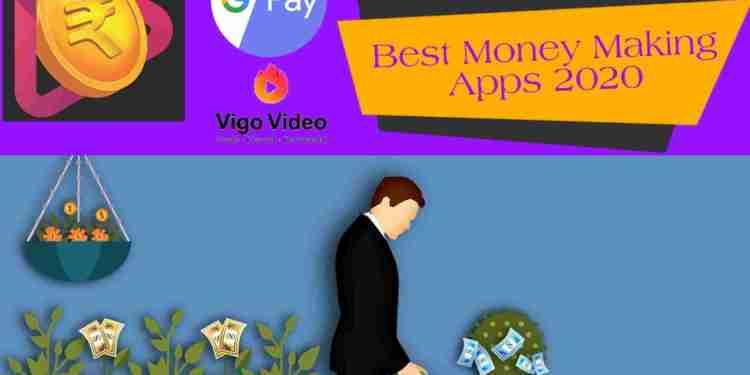 5 Best Online Money Making Apps 2020