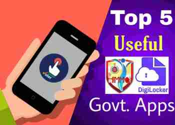 Top 5 Government Apps