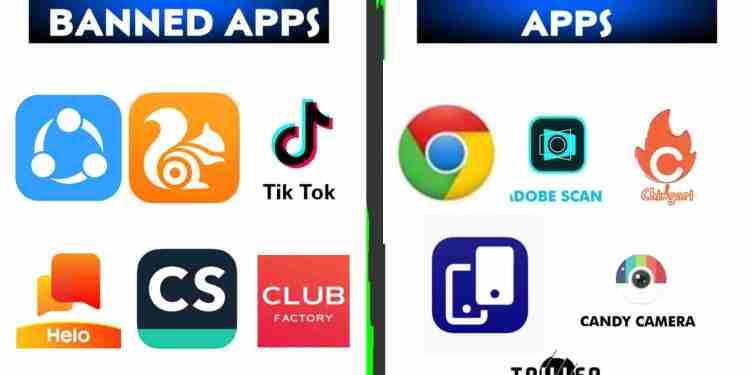 इन Apps की मदद से रिप्लेस करें इन Banned Chinese Apps को, Best Alternative Apps