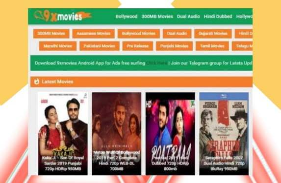 9xmovies 2020 - HD Bollywood Movies Download Website
