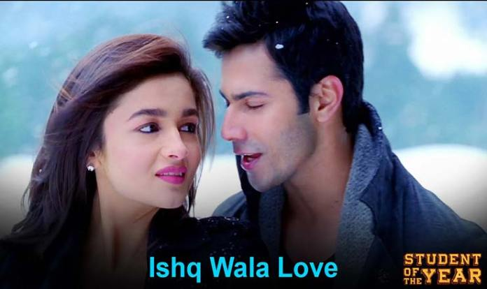 Ishq Wala Love Lyrics in Hindi