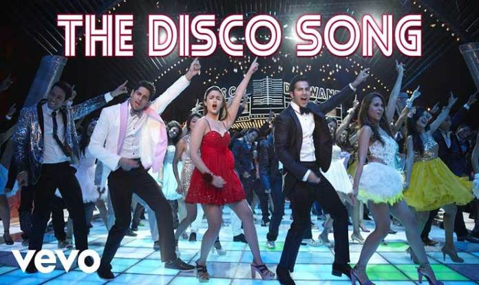 Disco Deewane lyrics in Hindi