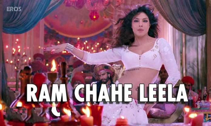 Ram Chahe Leela Lyrics in Hindi