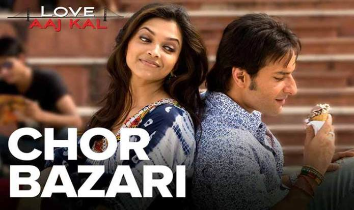 Chor Bazari lyrics in Hindi