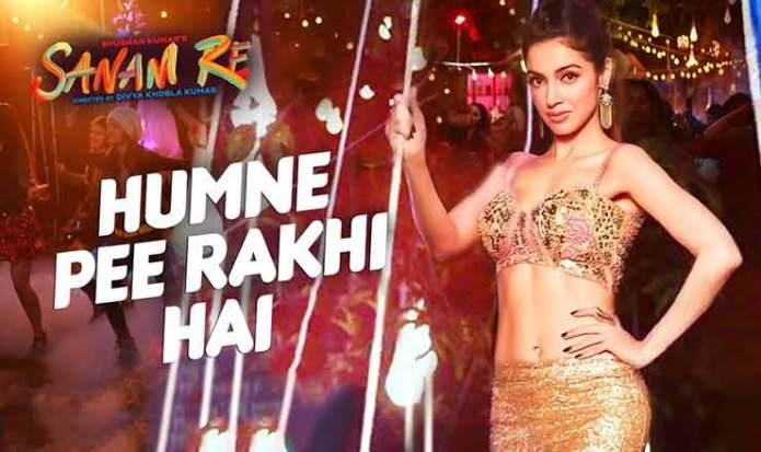 Humne Pee Rakhi Hai Lyrics in Hindi