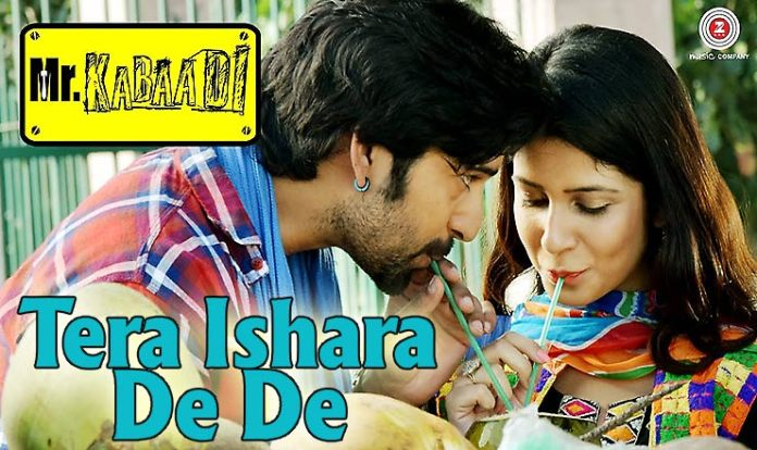 tera ishara de de hindi lyrics