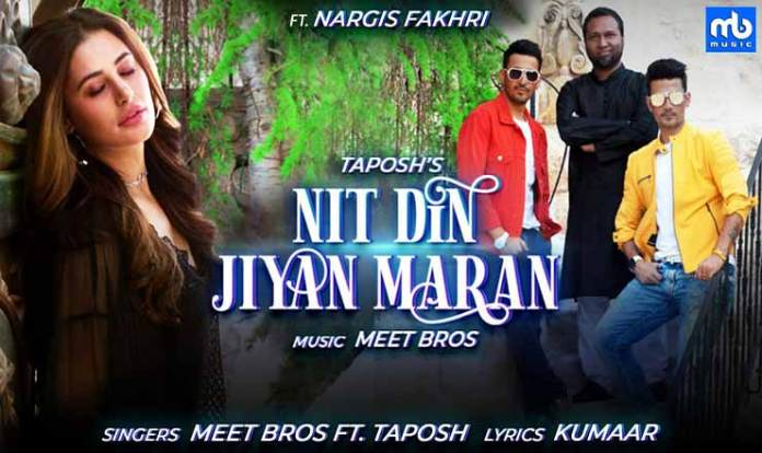 Nit Din Jiyan Maran Lyrics
