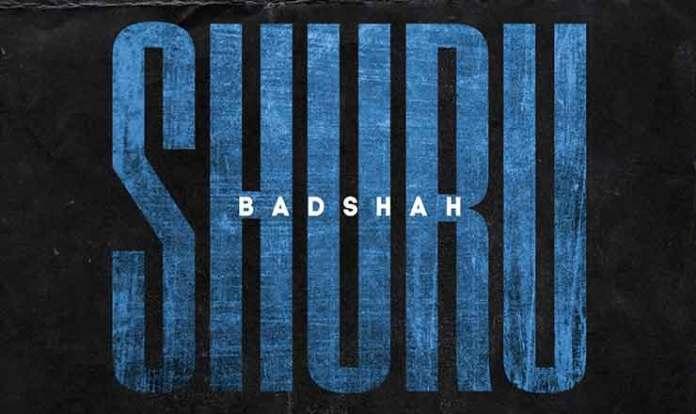 शुरू Shuru Hindi Lyrics - Badshah